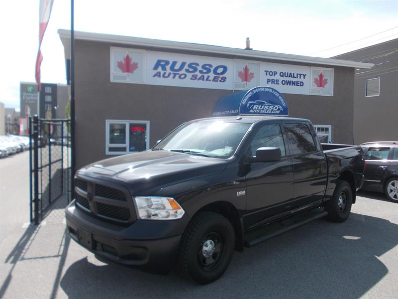 2017 Ram 1500 Crew Cab 4WD   SOLD #A7993
