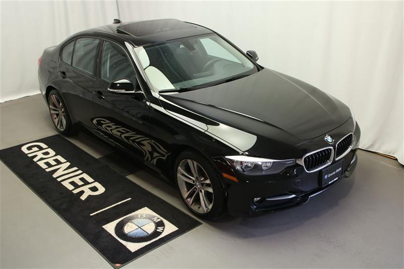 2014 BMW 320I xDrive,Navigation,Groupe sport,Financement 0.9% #B0310