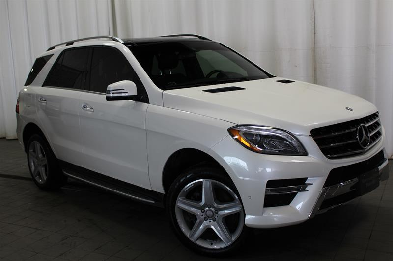 Mercedes-Benz ML350 2015 BlueTEC 4MATIC ENS SPORT #U18-159