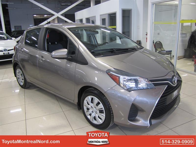 Toyota Yaris 2015 HB LE Aut/Ac/Vitres,Portes,Miroirs Electriques  #3764 AT