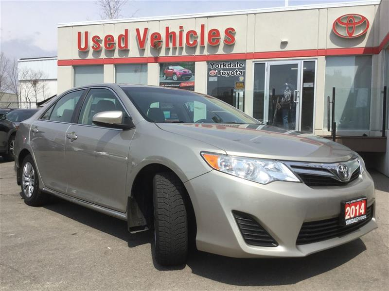 2014 Toyota Camry LE- B.tooth  B.cam  Cruise  Auto  Power Group #C7249