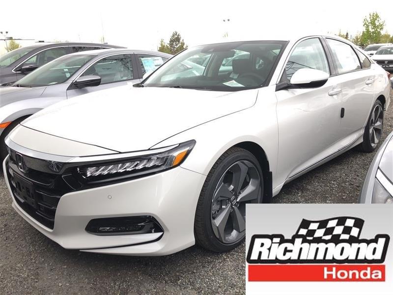 2018 Honda Accord Touring #X1243