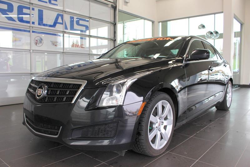 Cadillac ATS 2014 TOIT OUVRANT #82058