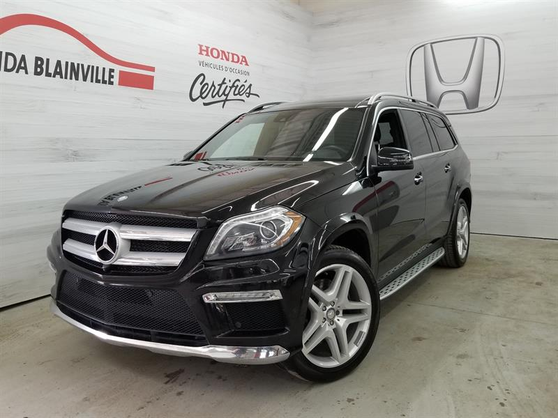 Mercedes-Benz GL 2016 350 4Matic #U-1081