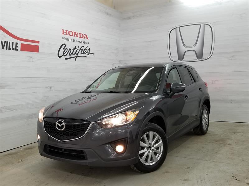 Mazda CX-5 2015 4 Portes Atomatique Fwd #180909A
