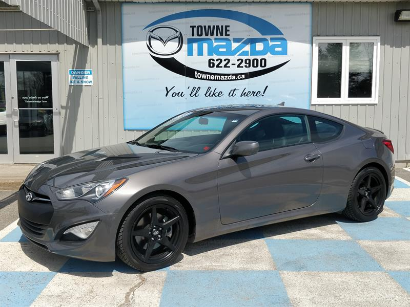 2013 Hyundai Genesis Coupe 2dr I4 #MM812