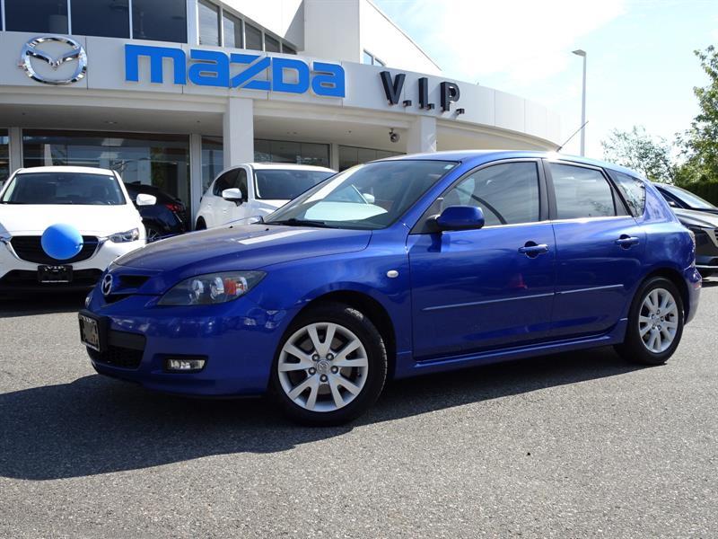 2007 Mazda MAZDA3 GS, 5SPD #8227A