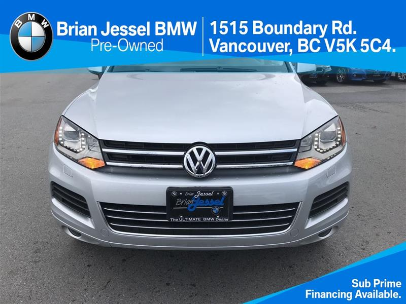 2014 Volkswagen Touareg Execline 3.6L 8sp at Tip 4M #BP6243