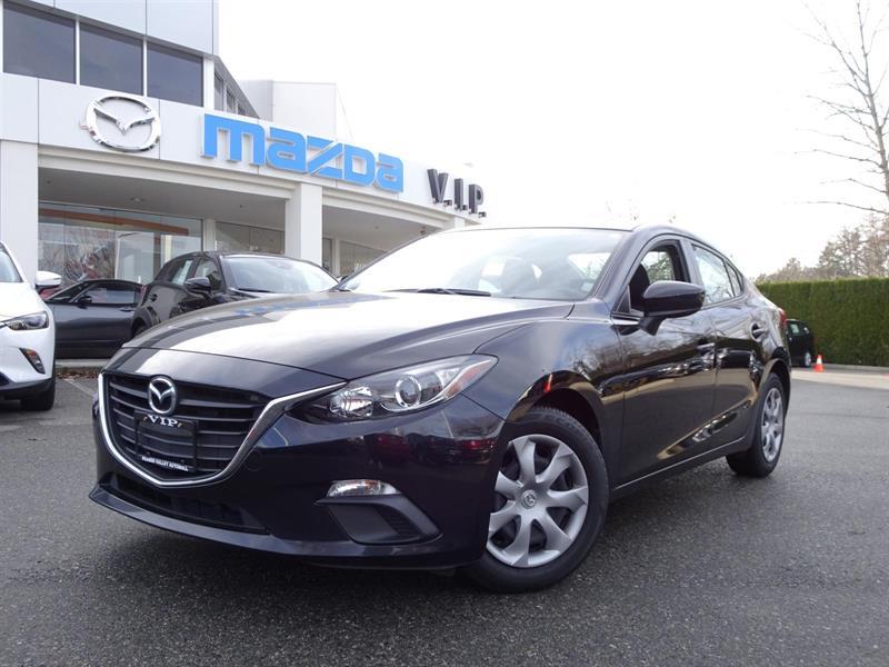 2015 Mazda MAZDA3 AUTO, A/C #B7469