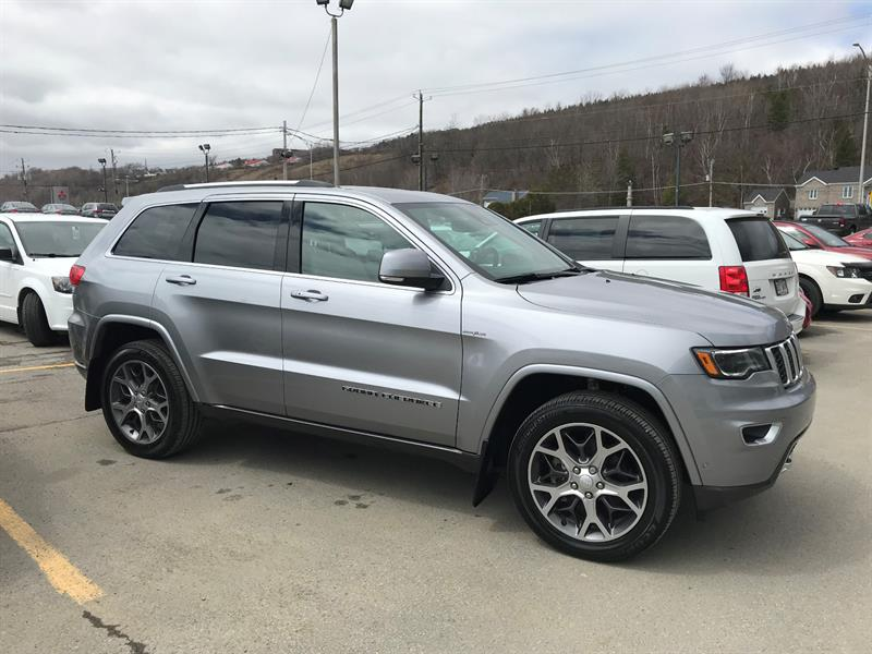 Jeep Grand Cherokee 2018 Sterling Edition 4x4 *Ltd Avail* #bourg