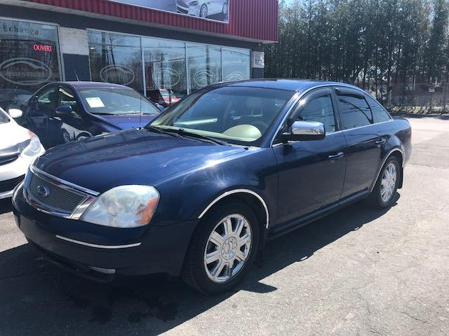 Ford Five Hundred 2007 Limited AWD***GARANTIE 1 AN INCLUSE*** #027-4196-EC SUTIL