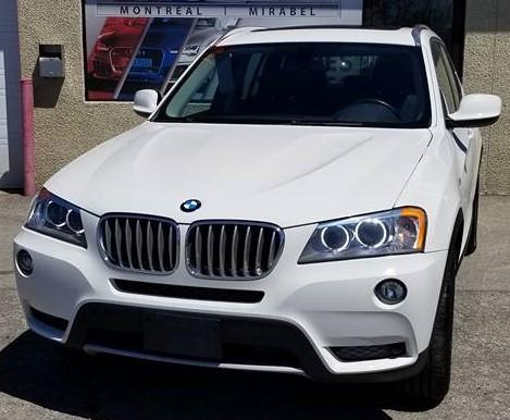 BMW X3 2014 28i xDrive premium, Cuir, Toit pano #6140