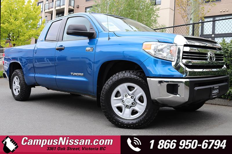 2016 Toyota Tundra Double Cab SR 4WD #A7242
