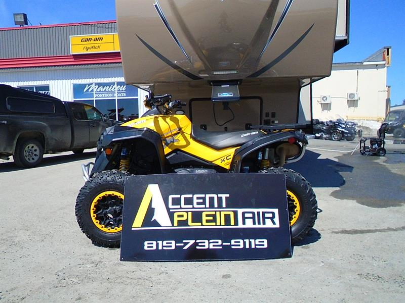 Can-am Renegade 1000 2012