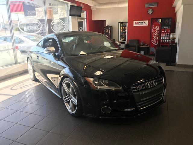 2011 Audi TT S 2.0T S-TRONIC AWD GARANTIE 121$/sem* #126-3919-AD-SAAQ