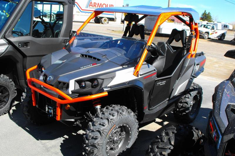 2018 Can-am Commander XT
