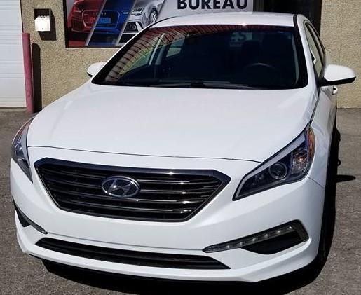 Hyundai Sonata 2015 GL, TOUT ÉQUIPÉ, CAMERA RECUL, GR. ÉLECTRIQUE #6088