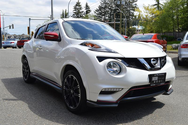 2016 Nissan Juke AWD / NISMO #CWL8468M