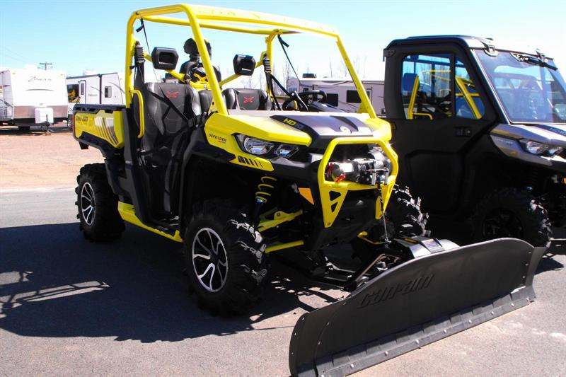 2018 Can-am Defender XMR