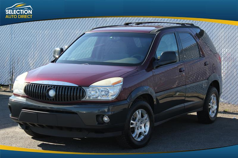 Buick Rendezvous 2004 4dr AWD SUV #E505916