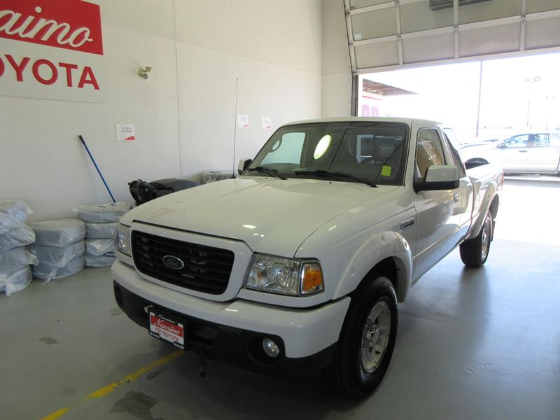 2008 Ford Ranger 2WD SuperCab 126 #19230BH