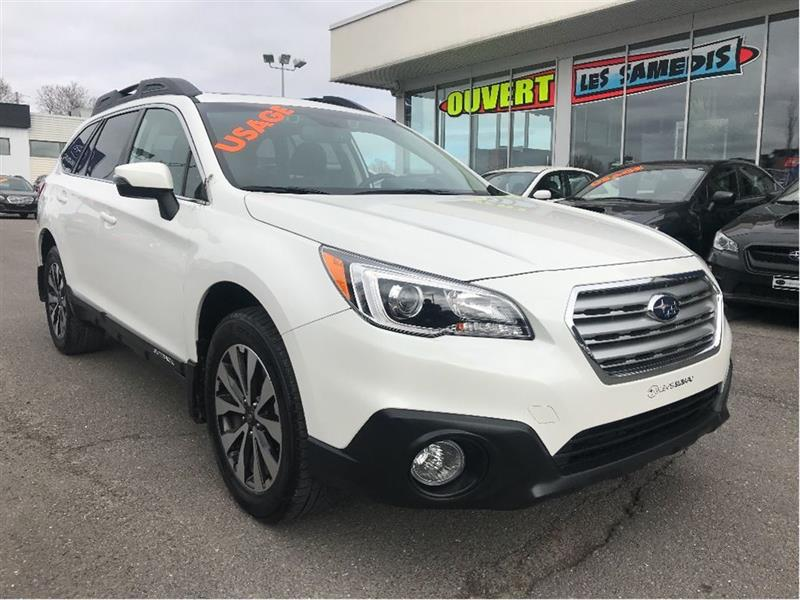 Subaru Outback 2016 2.5i Limited Package #15425A