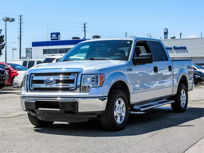 2013 Ford F-150 LIKE NEW #04741