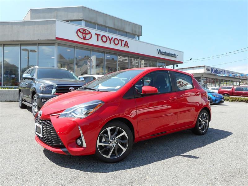 2018 Toyota Yaris SE #P6548T