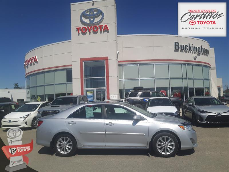 2014 Toyota Camry XLE #P-35-18