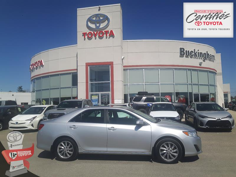 2014 Toyota Camry LE #P-32-18