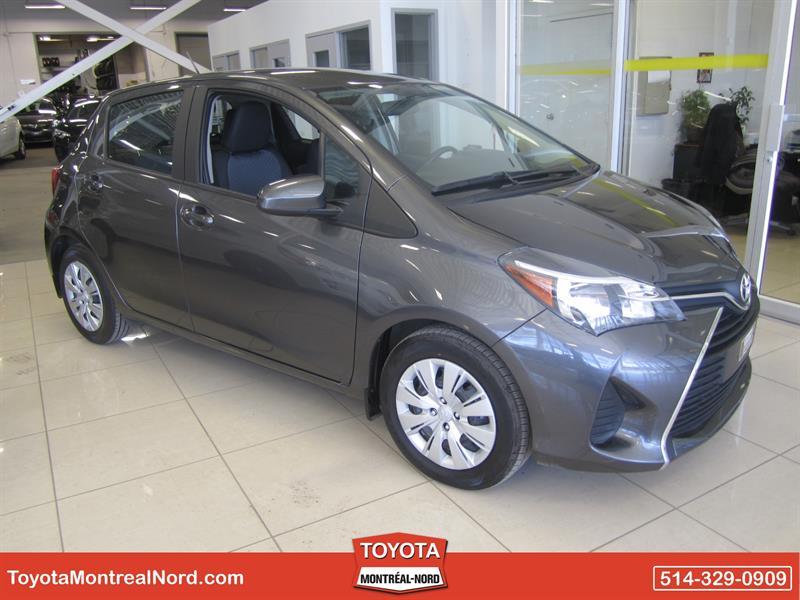 Toyota Yaris 2015 HB LE Gr.Electrique #3136 AT