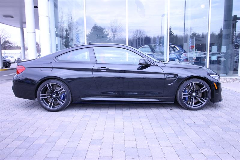 2018 BMW M4 Coupe #18-077N