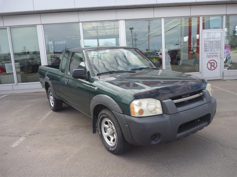 Nissan Frontier 2WD 2001 King Cab XE I4 #76612A