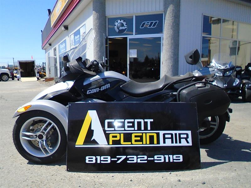 Can-am Spyder RS 2010