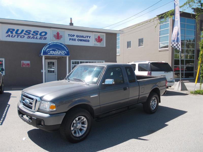 2007 Ford Ranger 4WD SuperCab  #3222