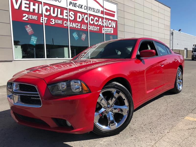 Dodge Charger 2011 4dr Sdn RWD+MAGS+TOIT+A/C+GR.ELEC+WOW! #G0015