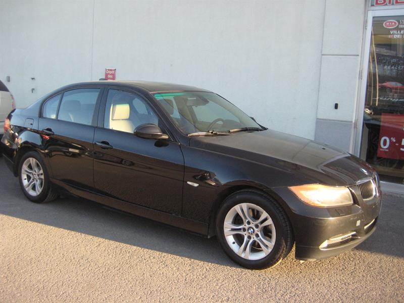 BMW 3 Series 2008 328xi AWD #4355a