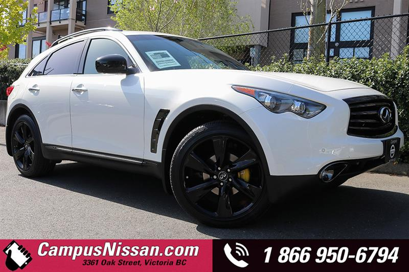 2016 Infiniti Qx70 Sport with Technology Pkg #JI2889