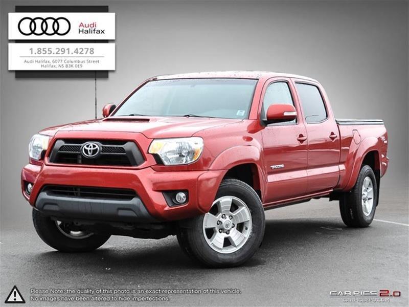 2013 Toyota Tacoma TRD Sport 4x4 #PA0478A