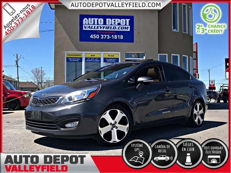Kia 2012-2013 occasion à vendre à Valleyfield - Auto Crédit Valleyfield