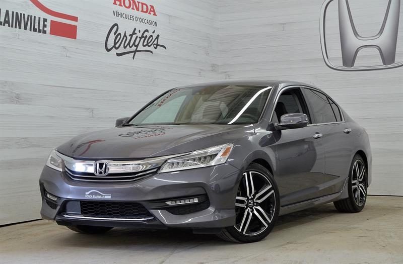 Honda Accord Berline 2016 4 Portes Tourng #U-1040