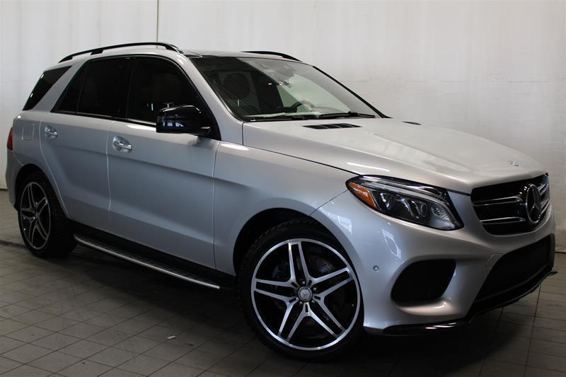 Mercedes-Benz GLE400 2017 4MATIC SUV ** 21POUCES AMG** #U18-161