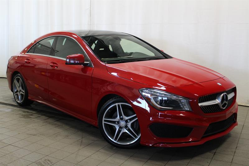 Mercedes-Benz CLA250 2014 Coupe **TOIT PANO** #U18-167