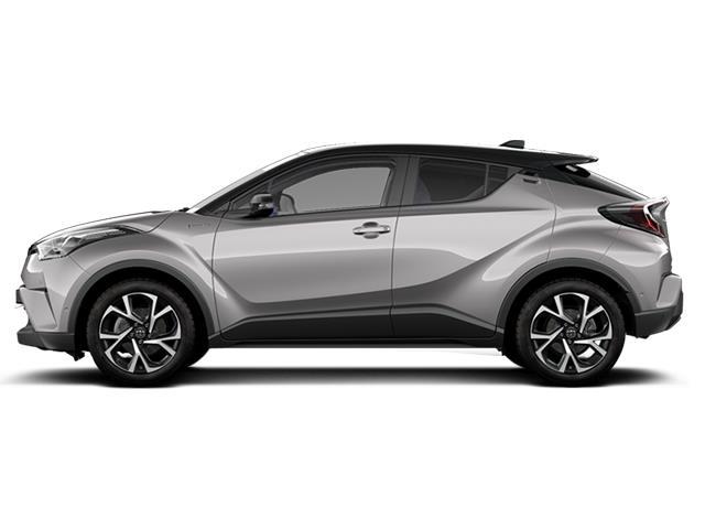 2018 Toyota C-HR XLE #HR18743
