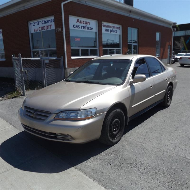 Honda Accord Sdn 2001 4dr Sdn LX Auto V6 #2226-05