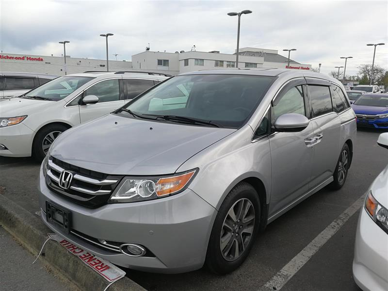 2015 Honda Odyssey Touring! Honda Certified Extended Warranty to 160, #LH8044