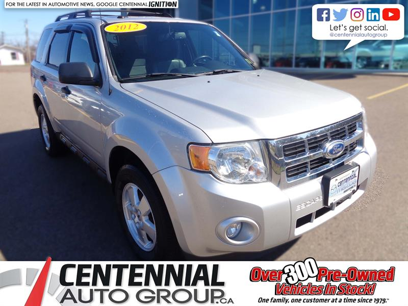 2012 Ford Escape 4WD 4dr XLT #6158TA