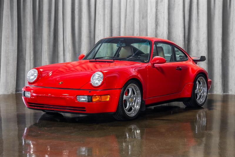 Porsche 911 TURBO 3.6 1994 EXTREMELY RARE AND SUPERB TURBO 3.6!