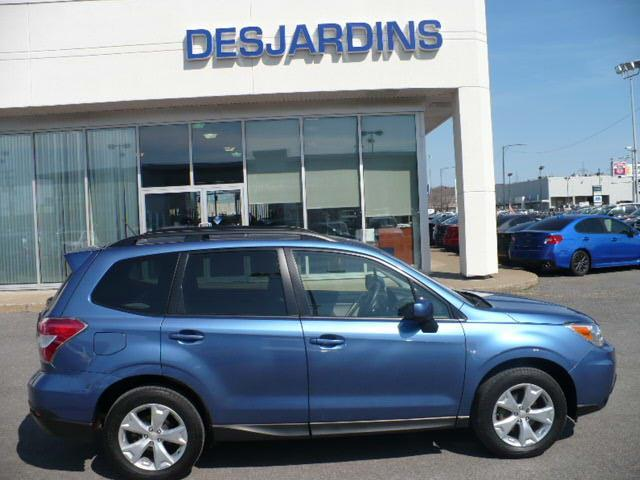 Subaru Forester 2015 TOURING #D5349A