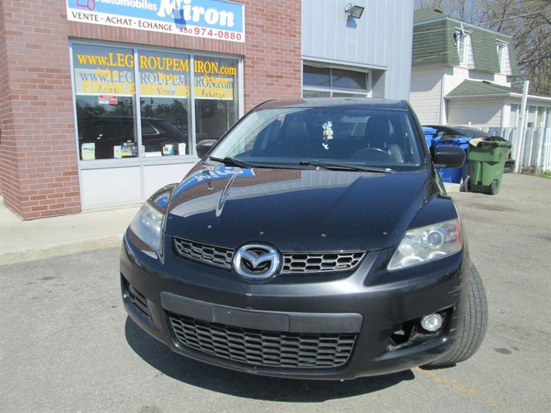 Mazda CX-7 2007 4dr #601118